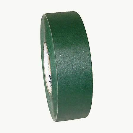 2'' X 55YDS - Book Binding Repair Tape, Green - 24 Rolls/Case (1 Case)
