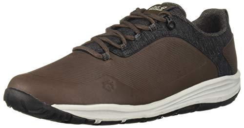 Jack Wolfskin Seven Wonders WT Low M Men's Casual Comfort Shoe Sneaker Onyx Brown US 11 D US from Jack Wolfskin