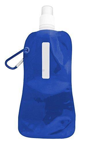 Salomon Heren Zoektocht 4d 3 Gtx Wandelschoenen & Instortende Waterfles Bundel Wilde Blauw / Reflecterende Vijver / Acid Lime