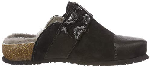 383342 kombi Think 09 Clogs Sz Women''s Black Julia pawx0Ta
