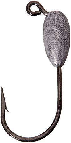 Northland Tackle SSITJ3 Short Shank Inner-Tube Jig Bait, Unpinned, 1/8 oz