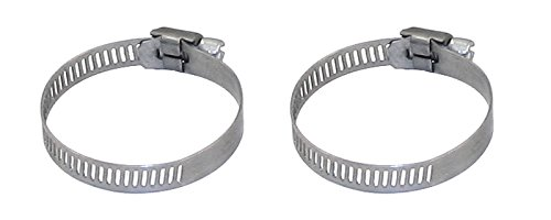 Intake Boot Small Clamp, Pair, 113 129 620 - EMPI 00-3215-0