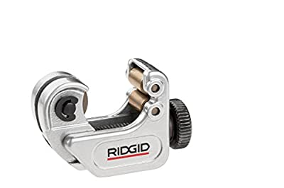 RIDGID 32975 Model 103 Close Quarters Tubing Cutter, 1/8-inch to 5/8-inch Tube Cutter