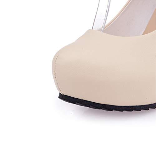 De forme Talons Chaussures Élégante Imprimer Hauts Pour Coin Beige D'été Plate Femmes Wedges Fleur Les Mariage Mode Pompes 8AEEqH