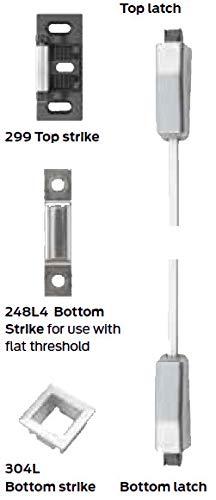 Von Duprin 9827EO3153 9827EO 315 Surface Vertical Rod Device 3 3/'
