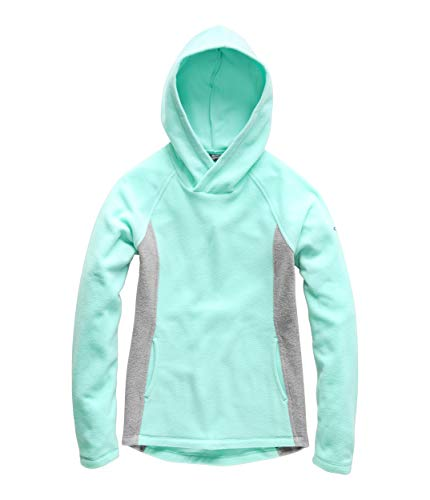 The North Face Kids Girl's Glacier Pullover (Little Kids/Big Kids) Mint Blue X-Large