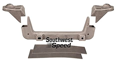 NEW SOUTHWEST SPEED MUSTANG II BOLT-IN FRONT END SUSPENSION CROSSMEMBER KIT  FOR 1947-1954 GMC & CHEVY 1/2 & 3/4 TON PICKUP CHASSIS, INCLUDES SPRING