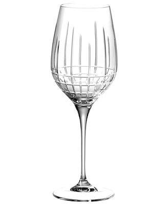 Lauren Ralph Lauren Cocktail Party Set of 4 Crystal Goblets - Set of ()