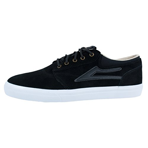 Lakai Griffin Canard Smu Chaussures De Skate Noir Ms314-0227-a03 / A0003 Sz 11.5