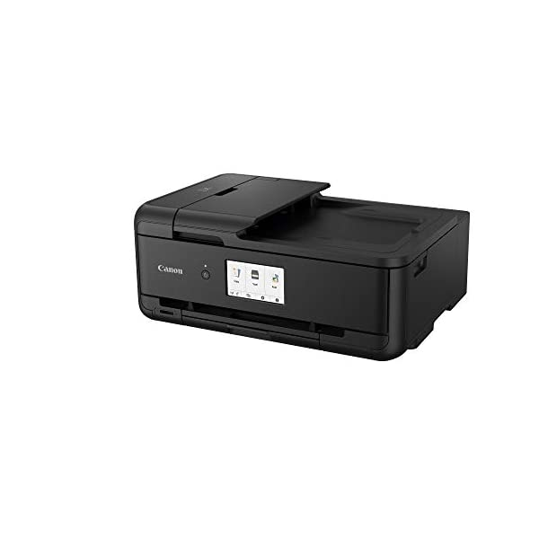 Canon TS9570 Multifunction Wireless All in one Printer (Black)