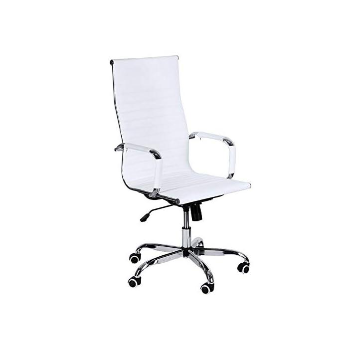 31dhvv9U5YL Material asiento: Polipiel Relleno asiento: Espuma Material estructura: Acero reforzado