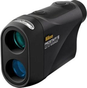 Nikon ProStaff 3 Laser Rangefinder, Black, Outdoor Stuffs