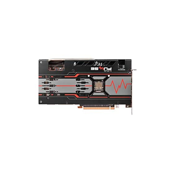 Sapphire 11296-01-20G Radeon Pulse RX 5600 XT 14GBPS 6GB GDDR6 HDMI / Triple DP OC w/ Backplate (UEFI) PCIe 4.0 Graphics… 31dhy%2BW4wJL. SS555