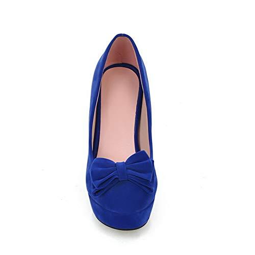 BalaMasa Donna con Blue Blu Plateau APL10535 35 qAqwr8Z