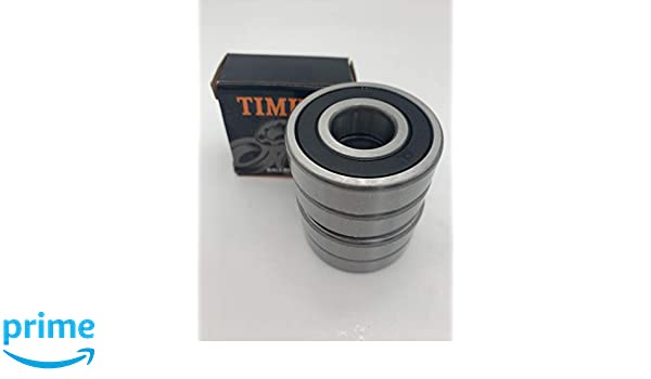 6305 25x62x17mm 2rs TIMKEN Bearing