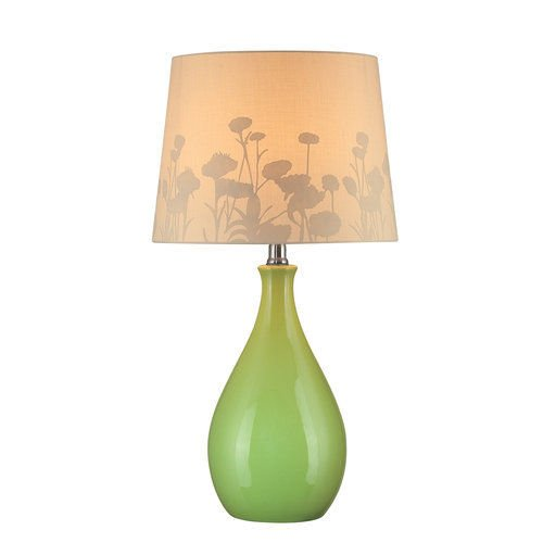 (Lite Source LS-21489 Green Single Light Up / Down Lighting Table Lamp ;from#buildinc)