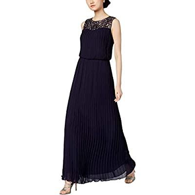 Alex Evenings Women's Sequin Party Dress