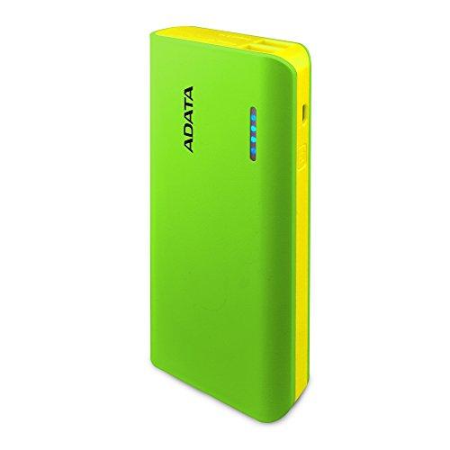 ADATA APT100 Banco de Energía PT100, 10000mAh, color Verde