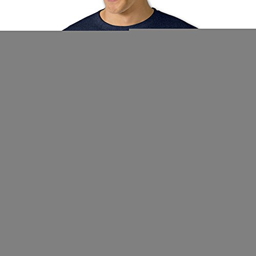(AUSIN Men's Crew Neck Sweater St. Louis Sport LogoCardinal Navy Size S)