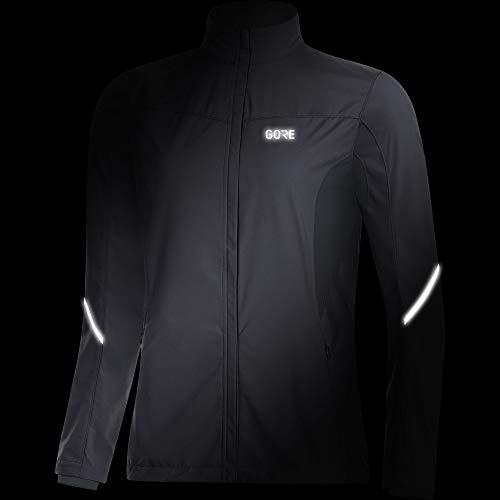 Gore Women's R3 Wmn Partial Gws Jacket,  terra grey/black,  XS by GORE WEAR (Image #2)