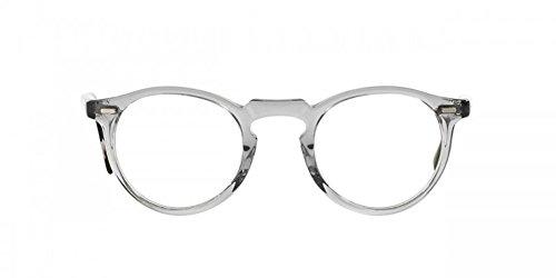 Oliver Peoples Gregory Peck, Workman Grey 47mm Eyeglasses 5186 47 - Peck 47