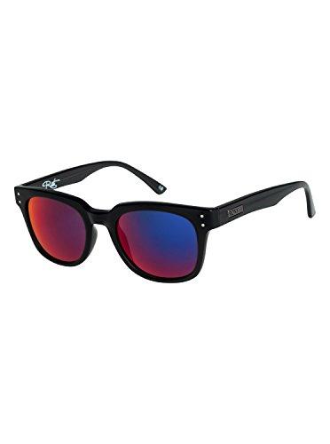 Roxy Womens Roxy Rita - Sunglasses - Women - One Size - Blue Shiny Crystal Smoke/Ml Indigo One Size (Protection Sunglasses Roxy Uv)