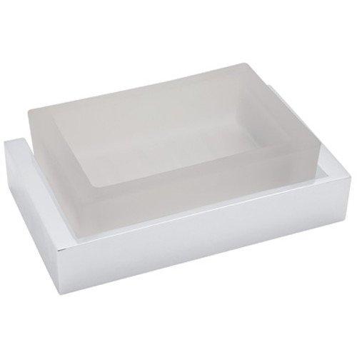 (ROHL QU600-PN Quartile Wall Mount Soap)
