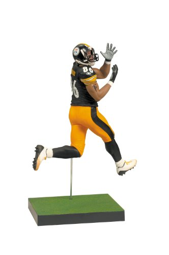 - McFarlane Toys NFL Series 24 Hines Ward 3 Action Figure