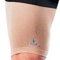 Support4Physio Oppo: Elasticated Thigh Support Op2040 - Medium
