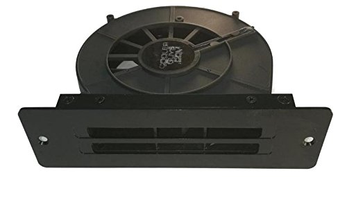 Coolerguys AC or 12V Powered Blower Fan with Exhaust Vent Bracket by Coolerguys (Image #5)
