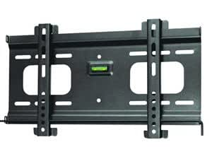 Mount-It! Ultra Thin Wall Mount Bracket fits 23-37 inches LCD LED TV HDTV Plasma up to 165lb/75kg - VESA 400x200