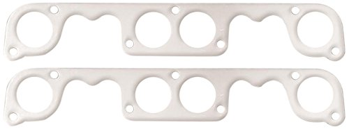 Remflex 2014 Exhaust Gasket for Chevy V8 Engine, (Set of 2) Rubber Exhaust Gaskets