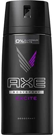 Axe Excite - Desodorante - Paquete de 3 x 150 ml - Total: 450 ml: Amazon.es: Belleza
