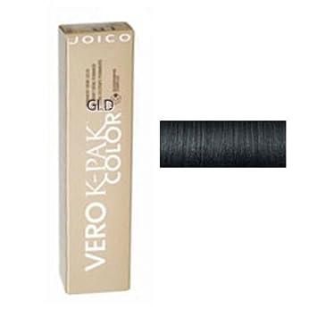 Amazon.com : Joico Vero K-Pak Color Permanent Creme Color 1N ...
