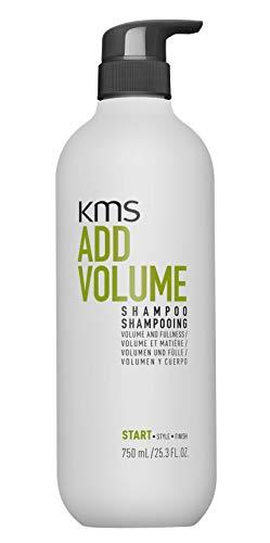 KMS ADDVOLUME Shampoo, Volume and Fullness, 25.3 oz