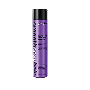Smooth sexy hair shampoo and conditioner
