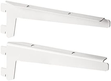 IKEA ANTONIUS - Soporte, blanco / 2 pack - 24 cm: Amazon.es ...