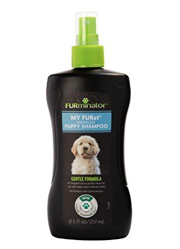 Furminator My Furst - Champú para Cachorro sin Agua: Amazon.es ...