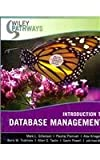 Wiley Pathways: Introduction to Database Management + Project Manual : Introduction to Database Management + Project Manual, Gillenson, Mark L., 0470178051
