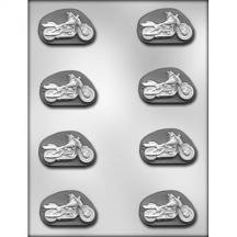 Motorcycle Candy Mold - 9