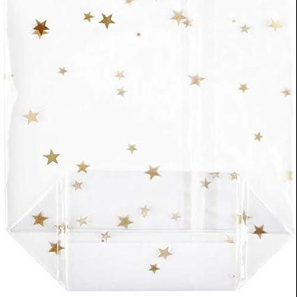 Cello-Beutel - Bolsas de papel decoradas con estrellas ...
