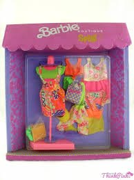 Barbie Fashion Mall Beach Blast Shop - Fashion Mall Playcase ()