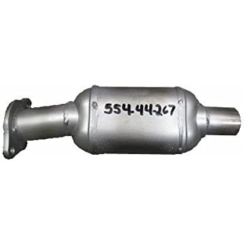 Direct-Fit Catalytic Converter AB Catalytic 41408 Non C.A.R.B. Compliant