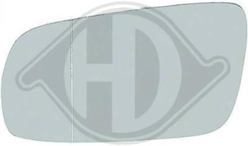 Diederichs 2213029 Spiegelglas Links