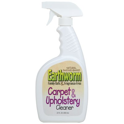 Earthworm Carpet and Upholstery Cleaner, 22