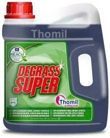 Thomil DEGRASS Super Desengrasante General de Superficies, Potente ...