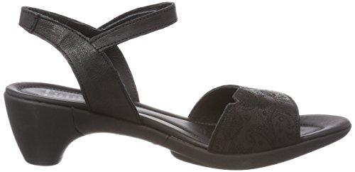 Denken! Dames Niah_282540 Slingback Sandalen Zwart (black 00)