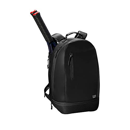 (Wilson Women's Minimalist Backpack, Black)