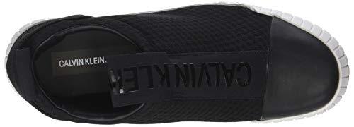 Klein Homme Calvin Mesh elasticSneakers Brett 000 Jeans Basses Noirblack LjqMGSUzVp