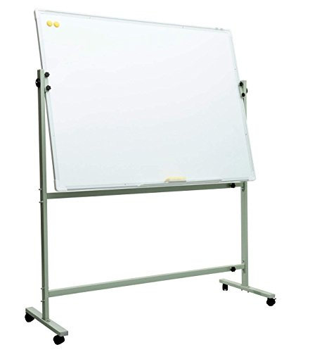large mobile magnetic dry erase board with magnets and eraser easy